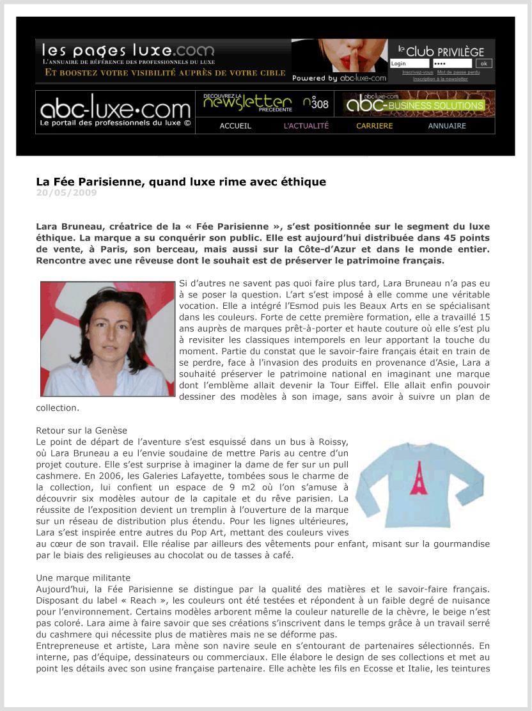 articolo_ABC_Luxe_FR